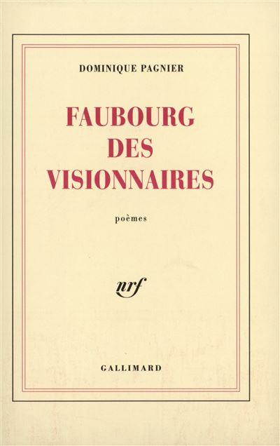 Faubourg des visionnaires