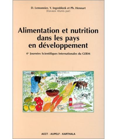 Alimentation et nutrition dans les pays en développement