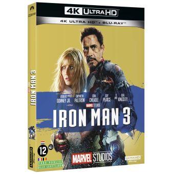 Iron manIron Man 3 Blu-ray 4K Ultra HD