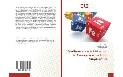 Synthèse et caracterisation de Copolymeres A Blocs Amphiphiles