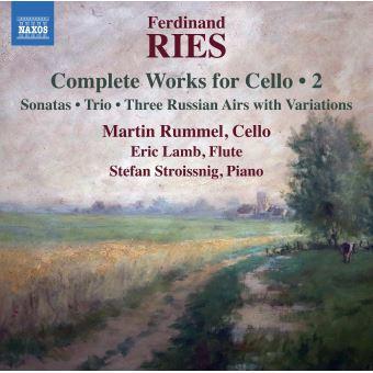 COMPLETE WORKS FOR CELLO VOL.2