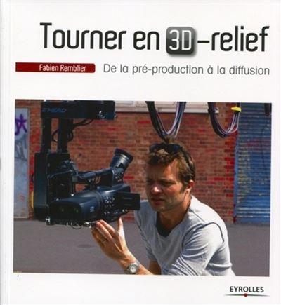 Tourner en 3D-relief