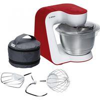Bosch MUM54R00 Food Processor Red/White 1000W