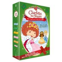 Charlotte aux fraises fête Noël avec tous ses amis Coffret 6 DVD