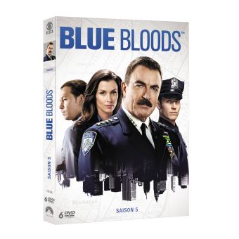 Blue BloodsBlue Bloods Saison 5 DVD