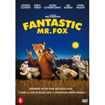 Fantastic Mr. Fox DVD