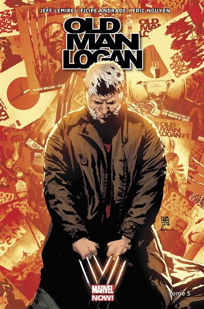 Old Man Logan - All-New All-Different