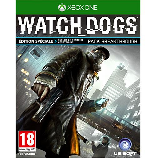Watch Dogs Edition Spéciale Fnac Xbox One - Xbox One