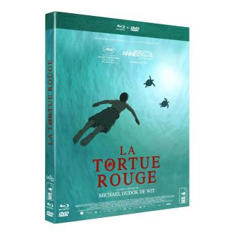 La Tortue rouge Combo Blu-ray DVD