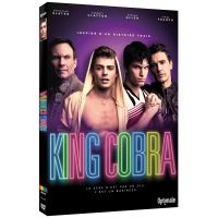 King Cobra Edition Fourreau DVD