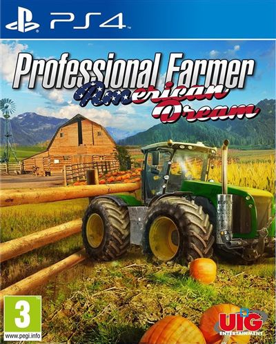 Professional Farmer American Dream PS4
