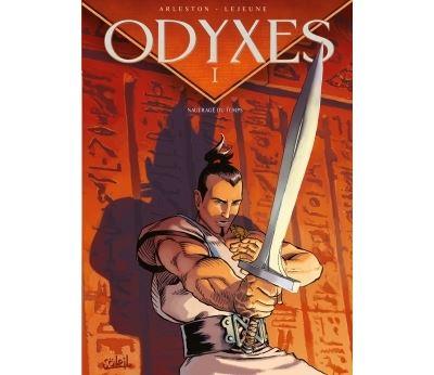 Odyxes T1 - Naufragé du temps
