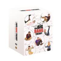 Coffret The Big Bang Theory Saison 1 à 12 DVD