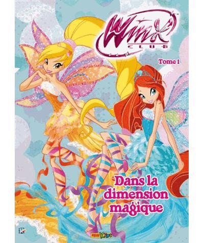 Winx : dans la dimension magique