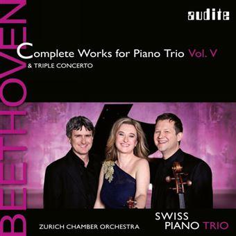 Trios pour piano vol 5