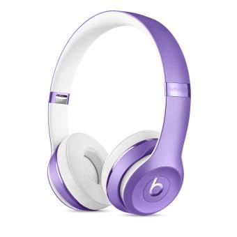 casque supra auriculaire sans fil beats solo3 violet casque filaire achat prix fnac. Black Bedroom Furniture Sets. Home Design Ideas