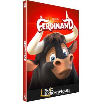 Ferdinand Edition Spéciale Fnac DVD