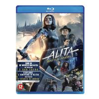 ALITA: BATTLE ANGEL-BIL-BLURAY