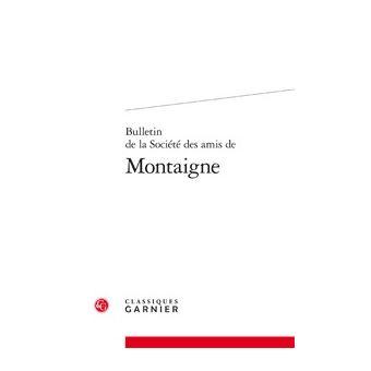 Bulletin de la Société des amis de Montaigne, Série II, 1940-2