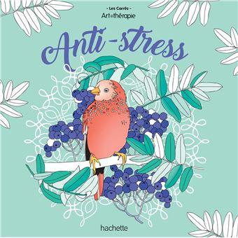 Coloriage Anti Stress Grand Format.Coloriages Anti Stress Grand Carre Art Therapie Broche Lidia