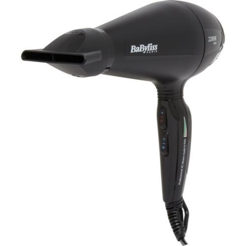 Sèche-cheveux BaByliss 6611 Pro Silence 2200W Noir