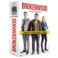 Coffret Brokenwood Saisons 1 à 4 DVD