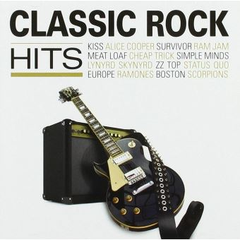 CLASSIC ROCK HITS/2CD