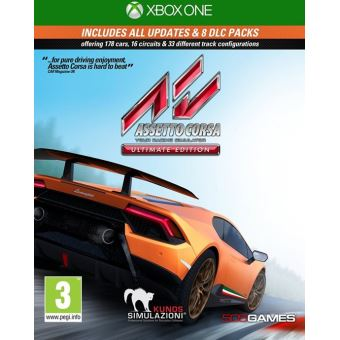 Assetto corsa ultimate edition UK XONE