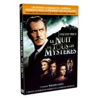 La Nuit de tous les mystères DVD