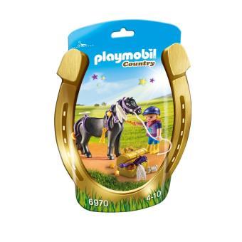 Playmobil Country 6970 Pony om Etoile te versieren