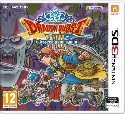 Dragon Quest VIII : L'Odysée du roi maudit 3DS