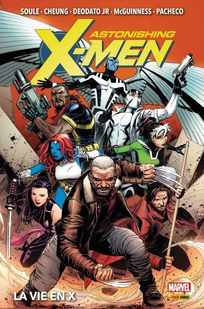 Astonishing X-Men (2017) : La vie en X - 9782809488470 - 21,99 €