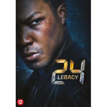 24 Legacy - S1 BLURAY