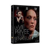 La Vie privée d'un sénateur Combo Blu-ray DVD