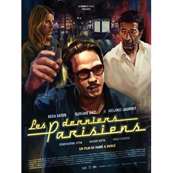 Les derniers Parisiens DVD