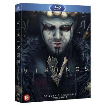 VikingsVikings Saison 5 Partie 2 Blu-ray