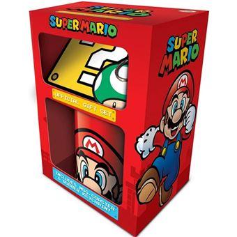 Coffret cadeau Nintendo Mario