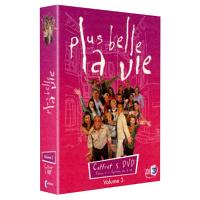 Plus belle la Vie - Coffret - Volume 3 - Episodes 61 à 90