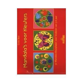 Mandala Kleurplaten Boek.Mandala S Voor Kleuters Grote Boek Alle Boeken Bij Fnac
