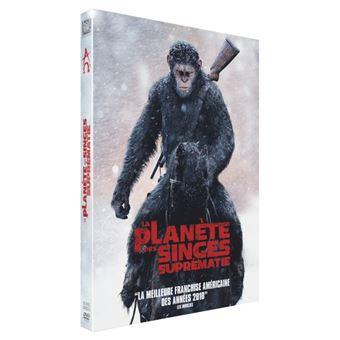 La planète des singesLa Planète des Singes Suprématie DVD