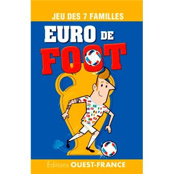 jeu 7 familles l 39 euro de foot rapha l delerue achat livre fnac. Black Bedroom Furniture Sets. Home Design Ideas