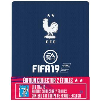 FIFA 19 Edition Collector 2 étoiles PS4