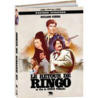 Le retour de Ringo Combo Blu-ray DVD