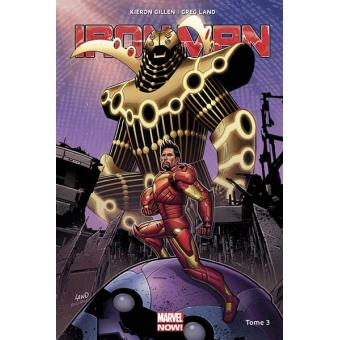 Iron manIron-man marvel now