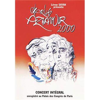 2000 Concert Intégral DVD