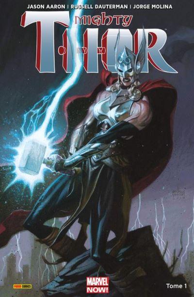 Mighty Thor (2014) T01 - La déesse du tonnerre - 9782809467635 - 9,99 €