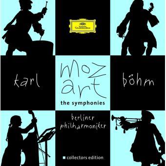 Les Symphonies - Coffret