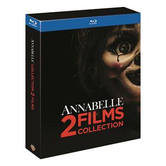 AnnabelleAnnabelle 1 et 2 Blu-ray