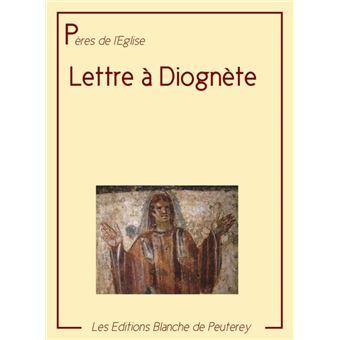 Pères de l'EgliseEpitre à Diognète