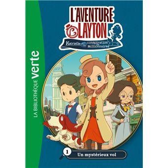 Lady LaytonUn mystérieux vol